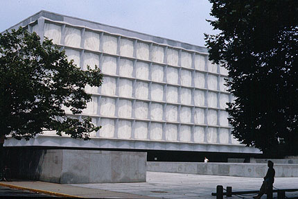 Beinecke Library New Haven By Som
