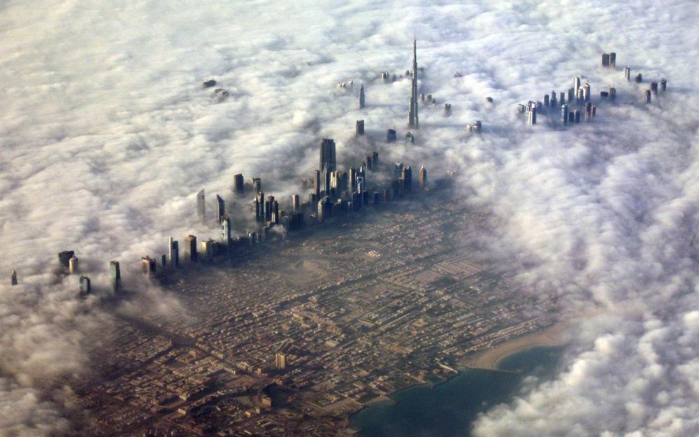 Burj Khalifa, Dubai by Skidmore, Owings & Merrill