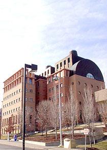 Engineering Research Center University of Cincinnati by