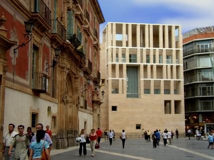 Murcia city hall spain by moneo - Arquitectos murcia ...