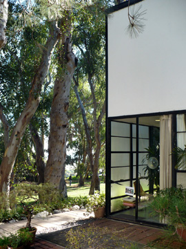 The Eames House California By Charles And Ray Eames