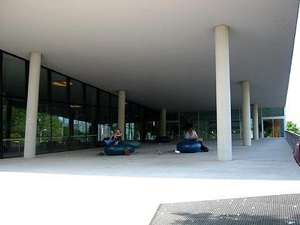 Educatorium Utrecht By Oma