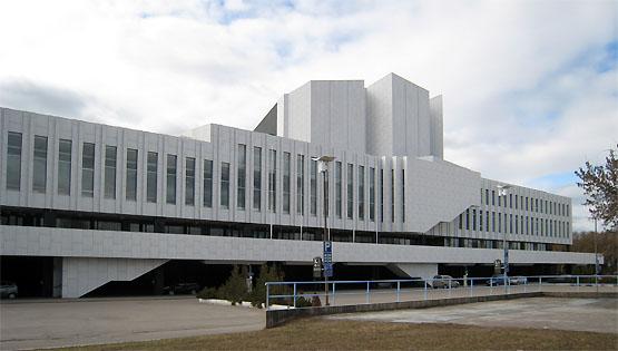 Finlandia Hall Helsinki By Alvar Aalto