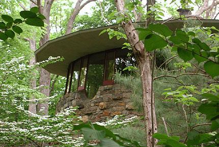 Pleasantville NY 10570. Frank Lloyd Wright 1948