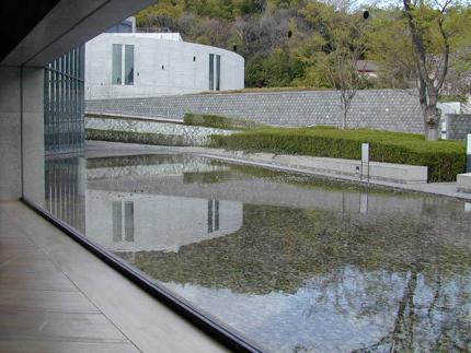 Himeji City Museum Of Literature Hyogo Japan By Tadao Ando