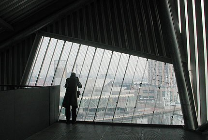 Imperial War Museum North Salford By Daniel Libeskind