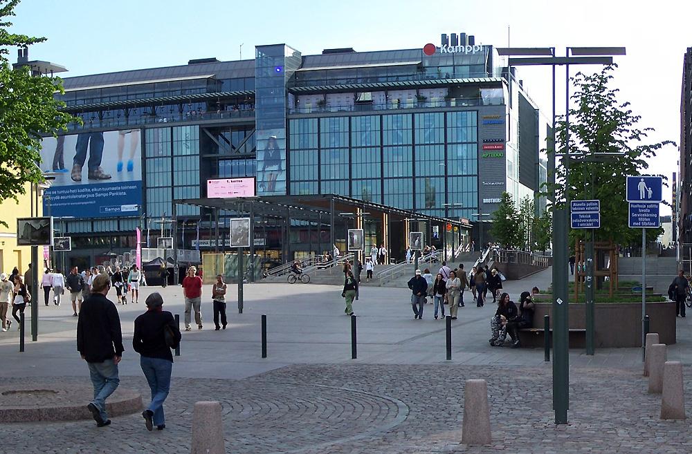Empire Plaza Kamppi