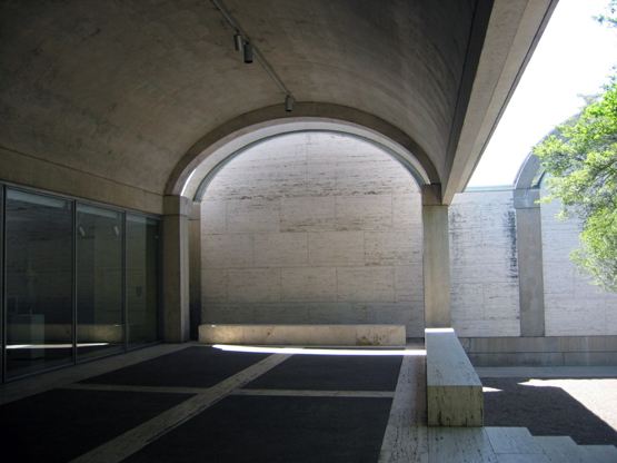 Kimbell Art Museum Fort Worth by Louis Kahn