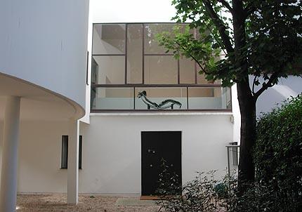 Le Corbusier: Villa La Roche, Paris