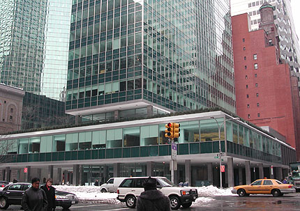 Lever House New York By Skidmore Owings And Merrill
