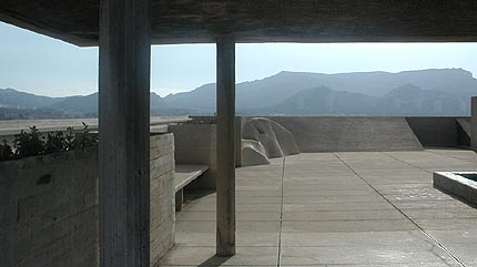 Unit 233 D Habitation Cit 233 Radieuse Marseille By Le Corbusier