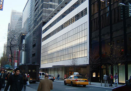MoMA New York by Stone and Goodwin, Philip Johnson and ...