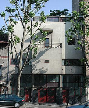 Maison Planeix Paris By Le Corbusier