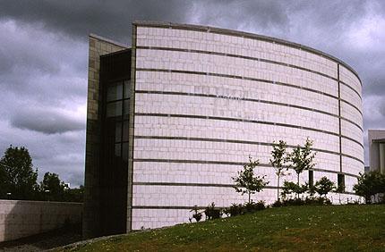 Ruskin Library Lancaster University By Richard Maccormac