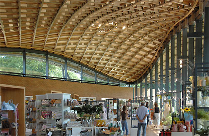 The Savill Building Windsor Great Park By Glen Howells