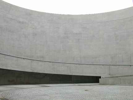 Sayamaike Museum Osaka-fu Japan by Tadao Ando