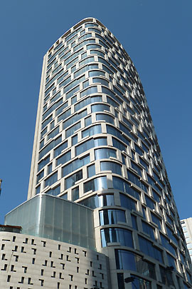 Langham Xintiandi Hotel Shanghai by Kohn Pedersen Fox