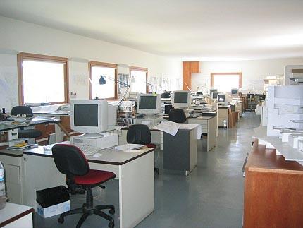 Architectural Office Porto Portugal By Alvaro Siza