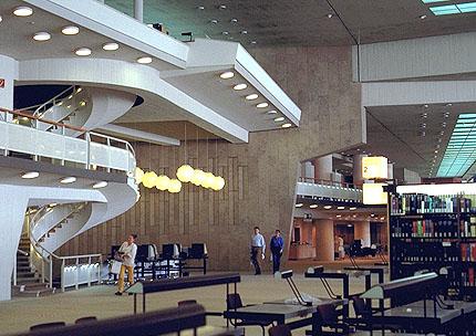 Sharoun & Wisniewski: Staatsbibliothek, Berlin-Tiergarten