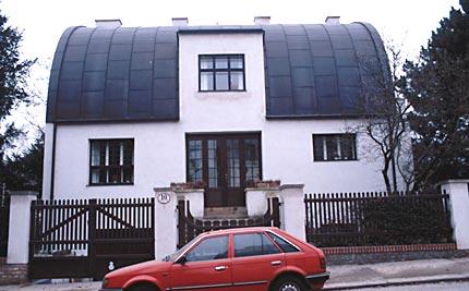 Steiner House Vienna By Adolf Loos