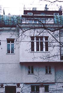 Strasser House Vienna By Adolf Loos