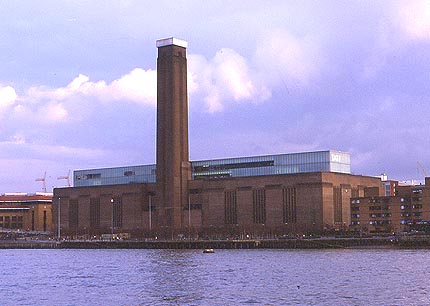 tate modern london spitting