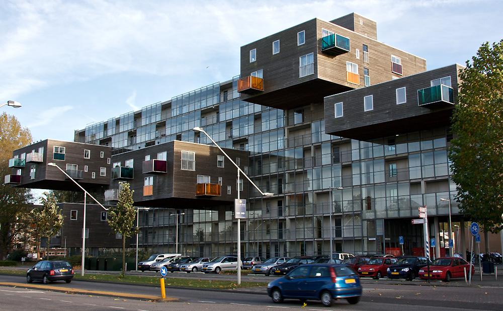 WoZoCo Apartments Amsterdam by MVRDV